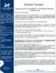 Boletín Fiscal: Segunda Resolución de Modificación a la Resolución Miscelánea Fiscal para 2016.