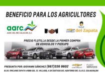 Convenio Chevrolet Del Zapata & AARC