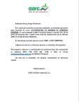AARC Invita al curso 'ACTUALIZACIÓN EN MATERIA DE COMERCIO EXTERIOR'.