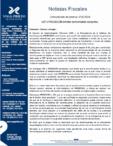Boletín Fiscal Agosto 2016