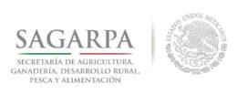 Propuesta Reglas de Operación 2017, Proagro Productivo. Propuesta tentativa, sujeta al proceso de aprobación de la SAGARPA