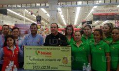 Entregan a Profamilia Jornaleros 122 mil pesos de redondeos