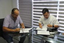 Pro-Familia de Jornaleros,  firma convenio con SEDESOL para apoyar a la alimentación de niñas y niños