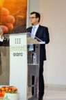 Enrique Rodarte asume presidencia de la AARC