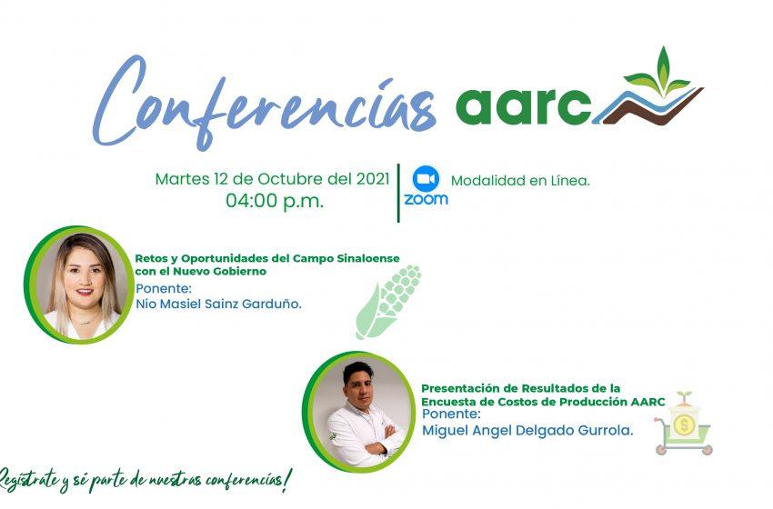 AARC presentará los costos de producción de maíz y las oportunidades con el nuevo gobierno en Sinaloa